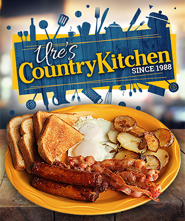 Ure's Country Kitchen, Since 1988
